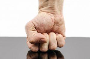 assault battery bodily harm punch