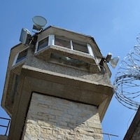 Corrective Services Prison Guard tower