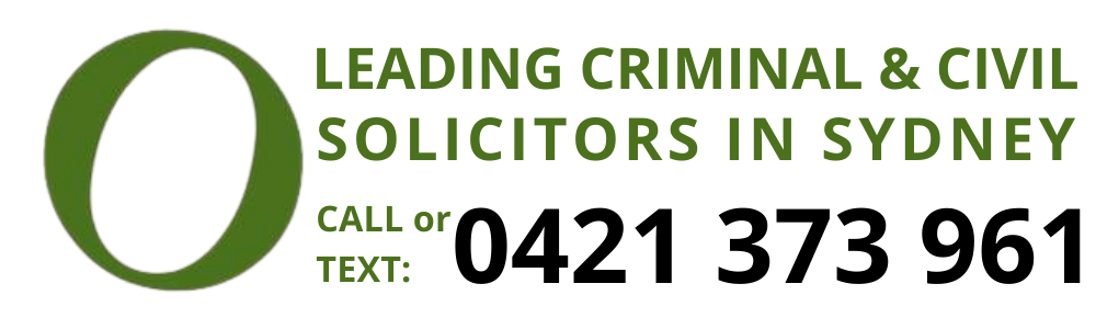 O'BRIEN CRIMINAL & CIVIL SOLICITORS