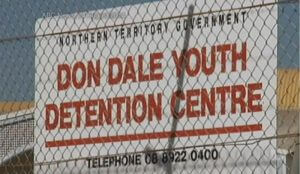 Don Dale Youth Detention Centre in Berrimah, NT. Prime Minister Malcolm Turnbull has called for a royal commission into the NT's youth justice system after ABC's Four Corners exposed abuse of teen inmates at the centre. (AAP Image/Four Corners)