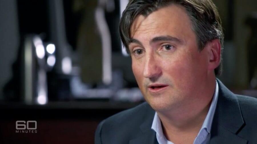 Peter O'Brien solicitor on 60 Minutes