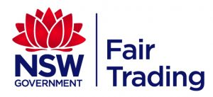 nsw fair trading logo