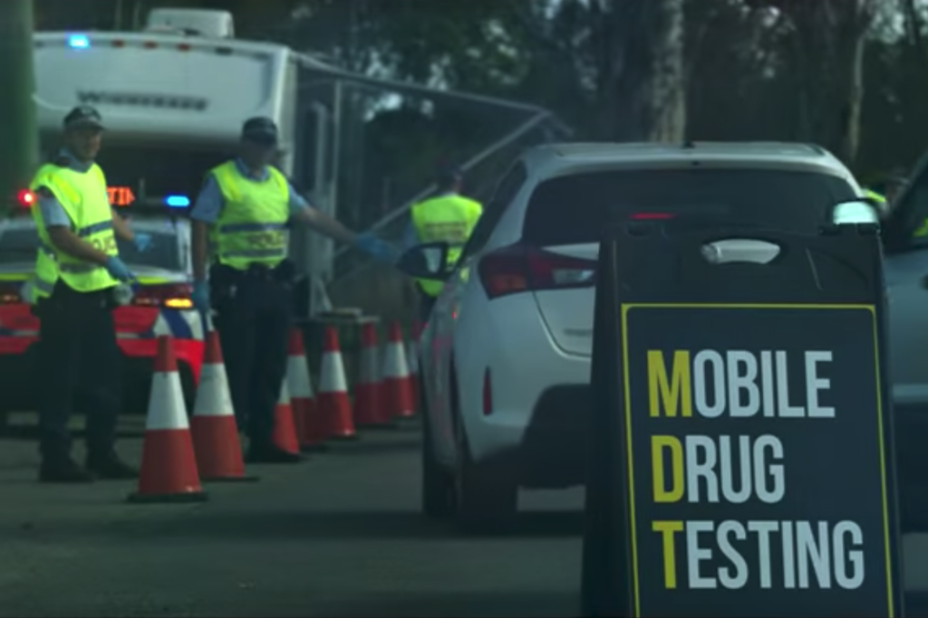 Mobile Drug Tests (MDT) : RDT - Roadside Drug Testing
