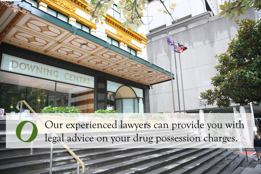 Drug Possession Lawyers, Sydney