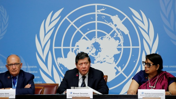 Independent International Fact-Finding Mission on Myanmar