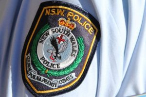 NSW Police badge