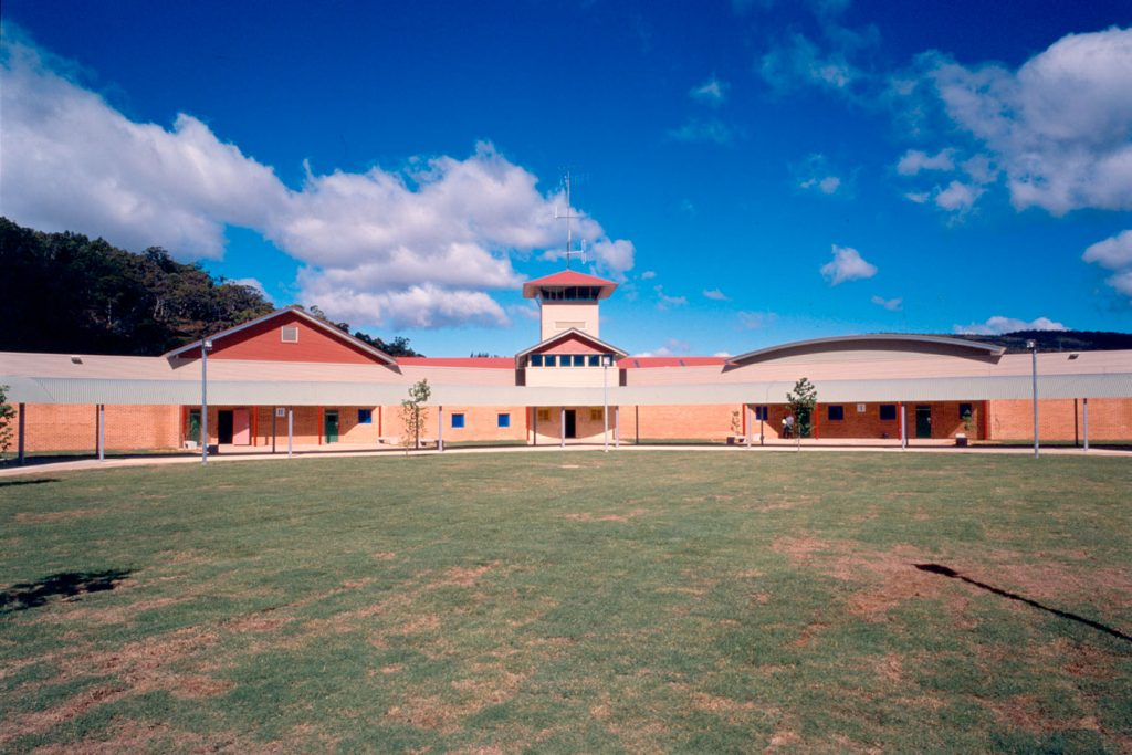 Lithgow Correctional Centre, where 6 prison guard have corruption findings against them