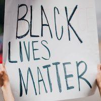 Black Lives Matter protest demonstration rally