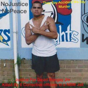 David Dungay Death In Custody