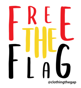 Free the Flag: Clothing The Gap