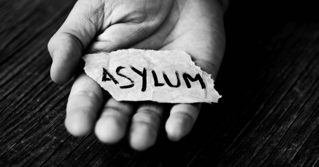 Asylum: Unlawful Force in Immigration Detention Centres