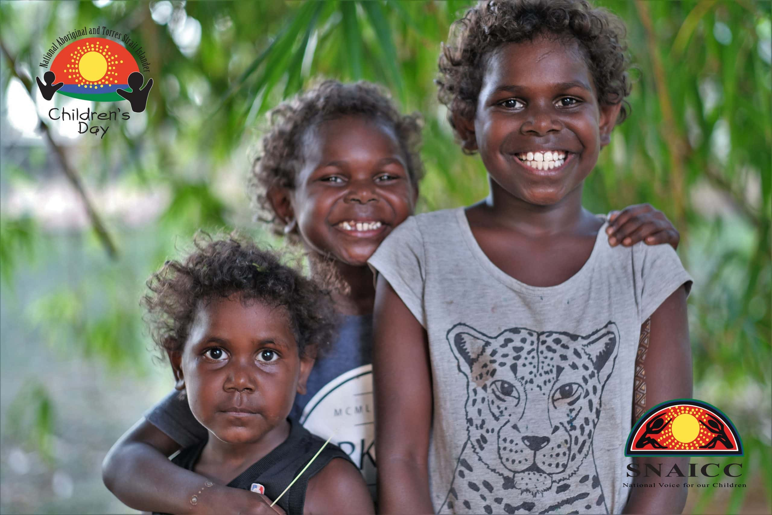 Indigenous Australian children