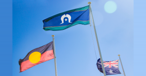 Australian, Aboriginal and Torres Strait Islander flags