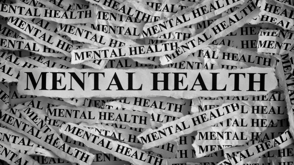 Mental health section 32 banner