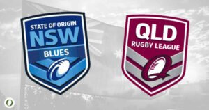NRL State of Origin rugby league games