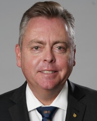 NSW Minister of Corrections Anthony Roberts
