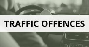 Traffic Offences - Defence Lawyers