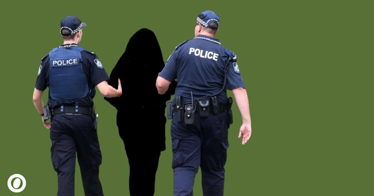 arrest by NSW Police