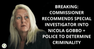 Lawyer X expert lawyers in Royal Commission recommends investigator into Nicola Gobbo