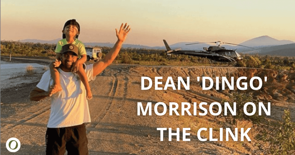 """Surfer Dean """"Dingo"""" Morrison on his story of redemption on the Clink"""