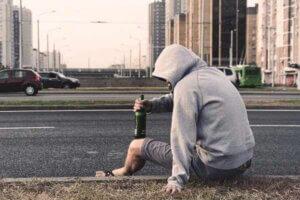 public drunkeness