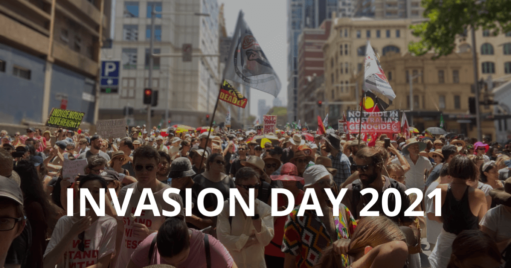 Invasion Day 2021