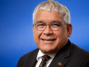 Former co-commissioner of the Northern Territory's Royal Commission into the Detention and Protection of Children Mick Gooda