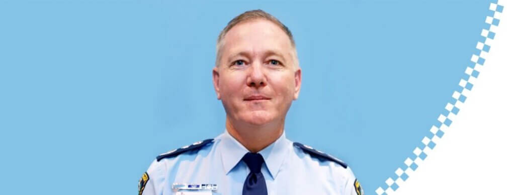NSW Police Commissioner Mick Fuller steps down from Police Bank board position