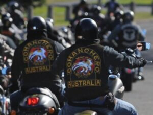 Comancheros are an well known outlaw motorcycle gang (OMCG)