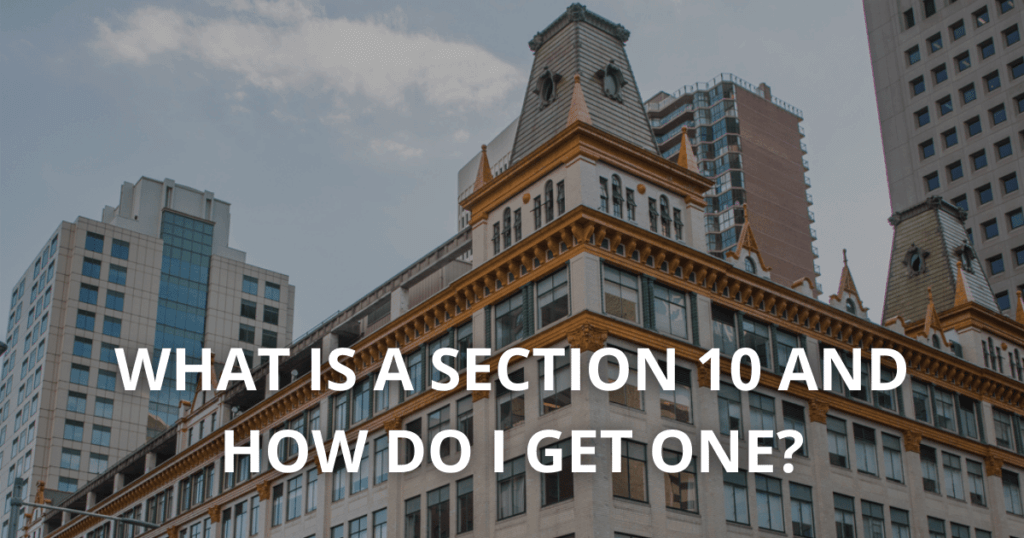 What is a section 10? How do I get an s10? Criminal Defence Lawyers Sydney