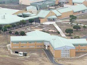 Barwon Prison, a Victorian corrections facility