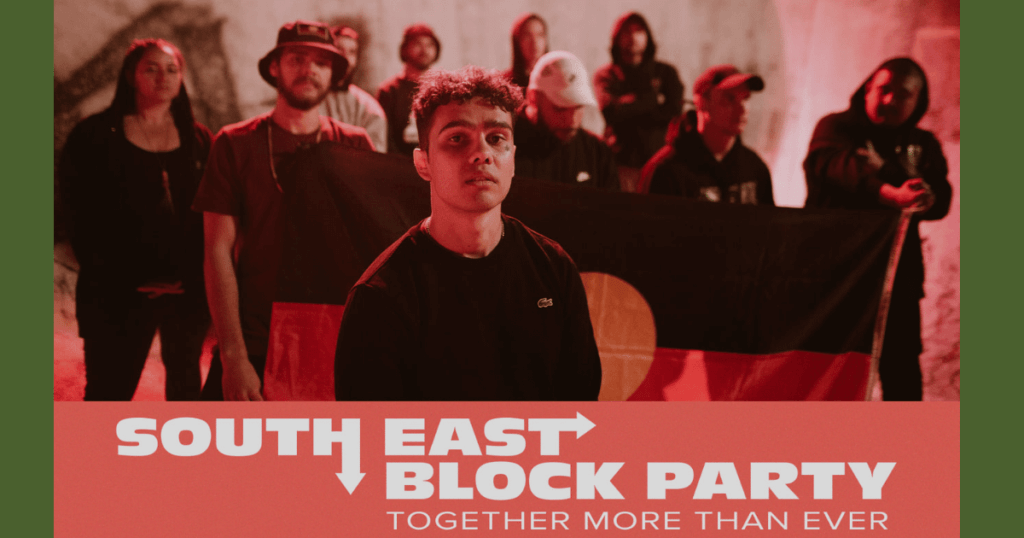 Block Party to celebrate Youth Week11