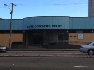 Coroner's Court of NSW, Glebe, Sydney