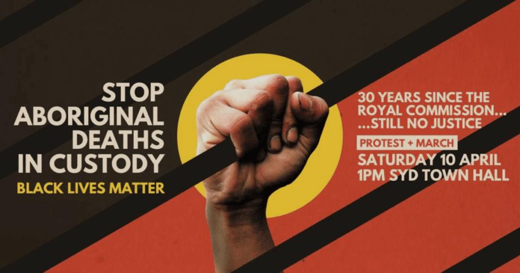 STOP ABORIGINAL DEAHTS IN CUSTODY