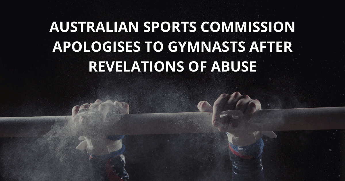 Australian Sports Commission apologises to gymnasts after revelations of abuse
