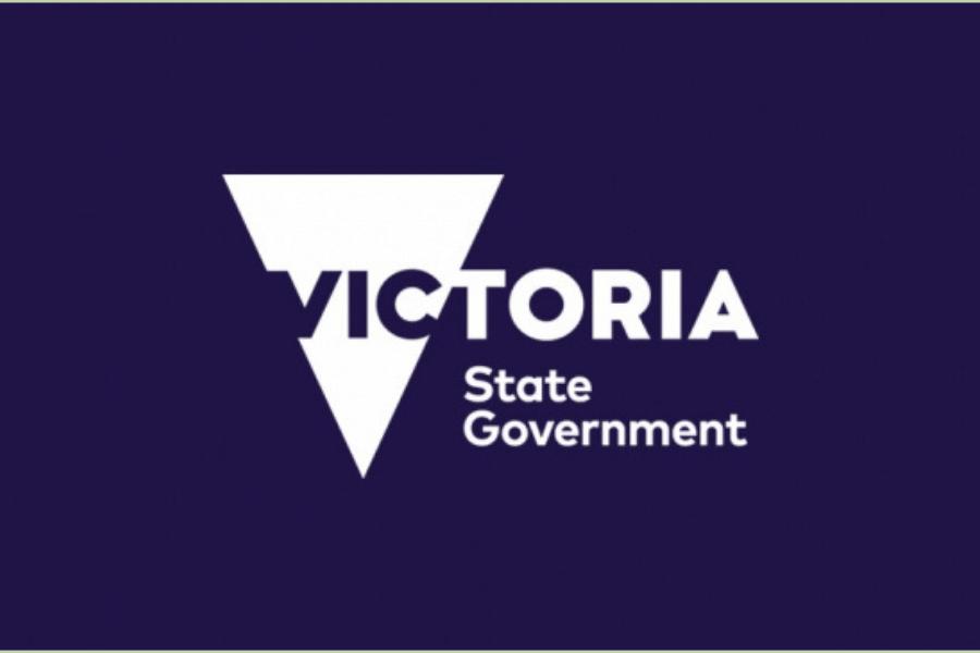 Victoria State Government logo