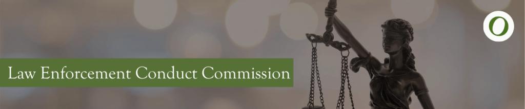 LECC - Law Enforcement Conduct Commission