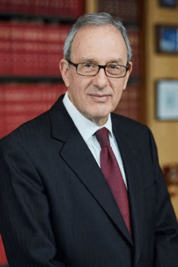 Victorian Law Reform Commission Chairperson Tony North QC