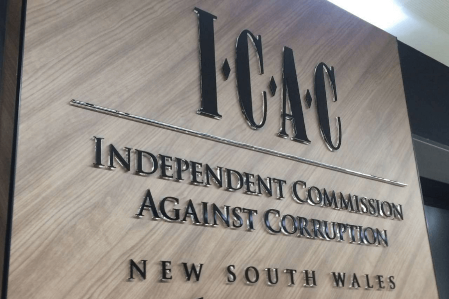Independent Commission Against Corruption (ICAC) NSW office