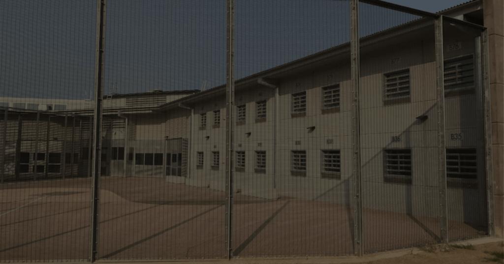 Parklea Correctional Centre in Sydney's western suburbs