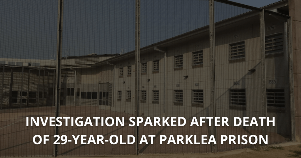 Investigation sparked after death of 29-year-old at Parklea prison