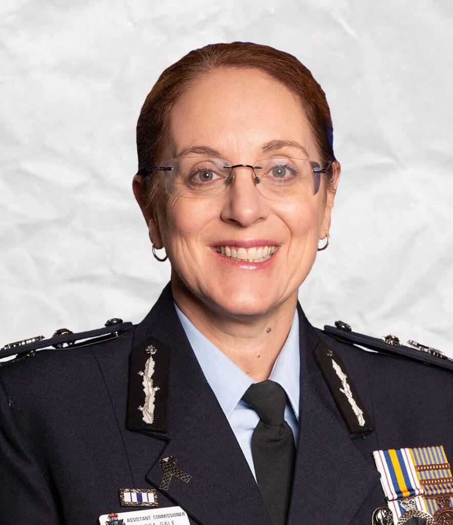 AFP Assistant Commissioner Northern Command Lesa Gale
